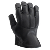 Leather Gloves with Knuckle Protection