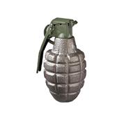 Metal Pineapple Dummy Grenade