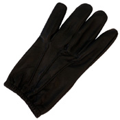 Genuine Leather Police Duty Gloves