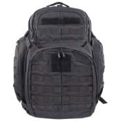 Tactical 3-Day Backpack - Black