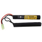 9.6V 1600mAh Butterfly Style NiMH Battery