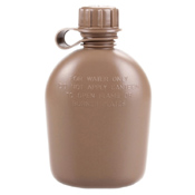 Hayes 1 Quart Canteen With Cap & Strap