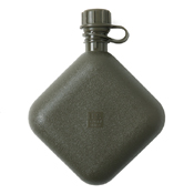 Hayes 2 Quart Canteen With Cap & Strap