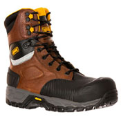 Magnum 8 Inch Leather CT CP Work Boots