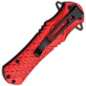 Dark Side Blades Spear Point Folding Knife