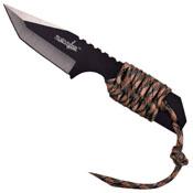 Survivor Satin Edge Tanto Knife