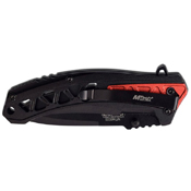 MTech USA MT-A1026RD Spring Assisted Knife - Red