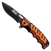 A918 Aluminum Handle Folding Knife