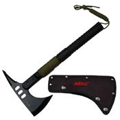 Black Oxidized Blade Axe