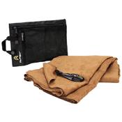 McNett Outgo Extra Large Mocha Microfiber Towel
