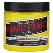 High Voltage Classic Cream Formula Electric Banana Hair Color