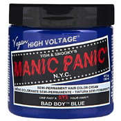 High Voltage Classic Cream Formula Bad Boy Blue Hair Color