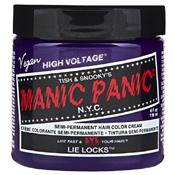 High Voltage Classic Cream Formula Lie Locks Hair Color