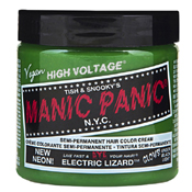 High Voltage Classic Cream Formula Electric Lava Hair Color