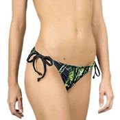 Moon Shine Camo Side Tie Bikini Bottom