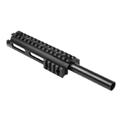 SKS Gas Tube Scope Mount with Rail
