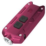 Tip 360 Lumen Keychain Flashlight - Red