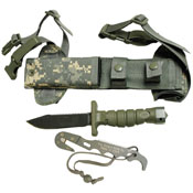 Aseka Survival Knife System - FG/UC