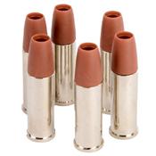 Colt Python Spare 6mm Revolver Shells - 6 pack