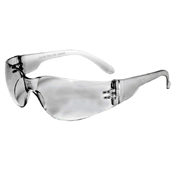Firepower Safety Glasses - Clear