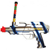 Pistol Splat .50 cal Paintball Gun - Silver