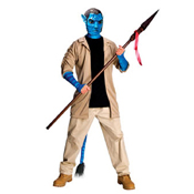 Rubies Deluxe Jake Sully Adult Costumes