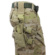 Tornado Drop Right Leg Holster