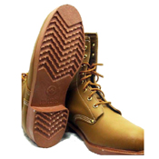 Canadian Military Work Boots High Top