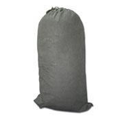 German Olive Drab Used Laundry Bag