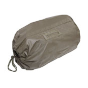 New Swiss Olive Drab Rubber Sleeping Bag Transport Bag