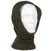 French Olive Drab Wool Cold Weather Face Mask