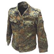 German Flectar Camo Field Used Shirt