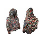 Swiss Alpenflage Heavyweight W/Backpack