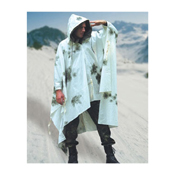 German Snow Camo Cotton Poncho