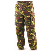 British DPM Camo Temperate Used Field Pants