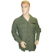 Surplus U.S. Army 1950S Combat Shirt