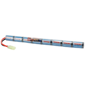 1600mAh 9.6V NiMH Stick Battery