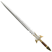 Kit Rae Gold Edition Sedethul Sword