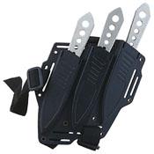 Lightning Bolt Throwing Knife 3 Pack