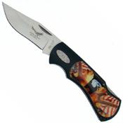 Lynyrd Skynyrd Rebel Eagle Folding Knife Box Set