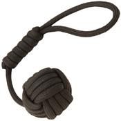 Elite Forces Paracord Monkey Fist Black