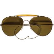 Aviator Air Force Style Sunglasses
