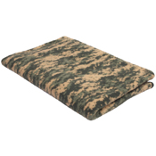 Camo Fleece Blanket