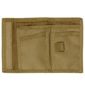 Commando Tri-Fold Style Wallet