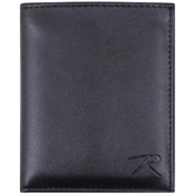 Leather ID And Badge Wallet