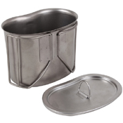 Ultra Force Stainless Steel Canteen Cup Lid