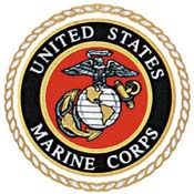 U.S. Marine Corps Seal Decal