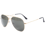 Folding Aviator Sunglasses