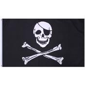 Jolly Roger 3 Feet X 5 Feet Flag