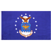 U.S. Air Force Emblem Flag